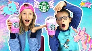 Starbucks UNICORN FRAPPUCCINO 濾 Taste Test!
