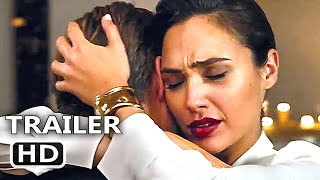 WONDER WOMAN 1984 Trailer # 2 (NEW 2020) Wonder Woman 2, Gal Gadot Action Movie