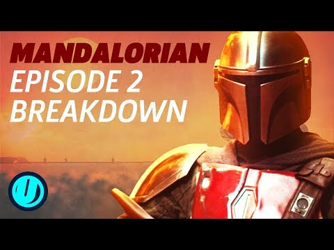"The Mandalorian Episode 2 ""Chapter 2"" Easter Eggs & Breakdown"