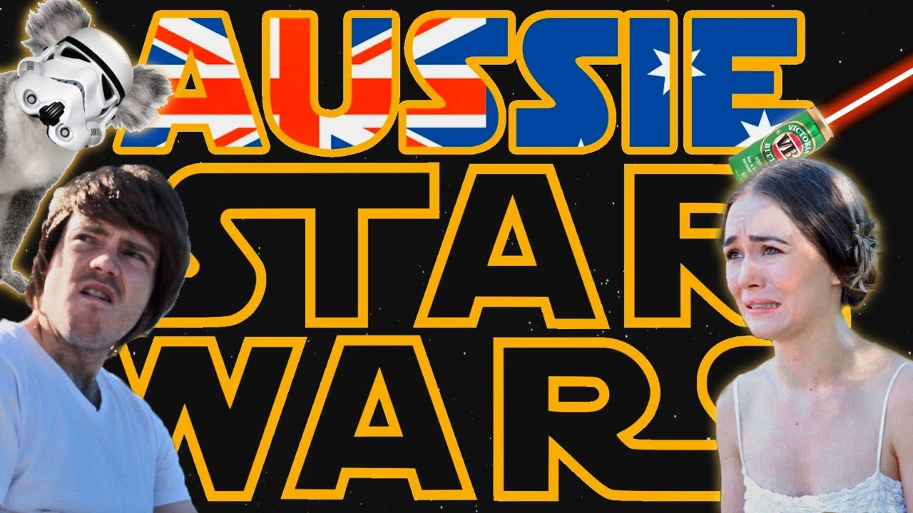 Celebrate May The Fourth The Australian Way