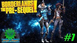 Borderlands: The Pre-Sequel - Совместное прохождение. Истинный искатель хранилища. Стрим #1