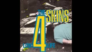 The 4 Skins - Low life (EP 1982)