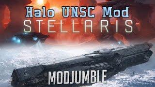 Stellaris Halo Mod