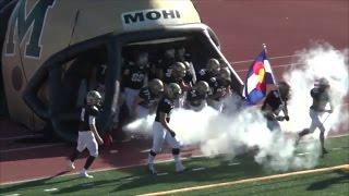 EXTENDED HIGHLIGHTS - FRUITA MONUMENT VS MONARCH - COLORADO 4A PLAYOFFS 2016 - FOOTBALL AMERICA