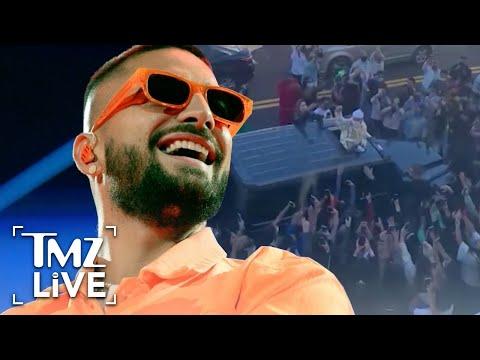 [TMZ]  Maluma's Miami Meet and Greet Shut Down By Cops
