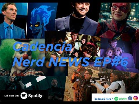 Joker Benedict Cumberbatch será Hades? The Goonies prepara secuela? The Flash, Star Wars IX CN EP#6