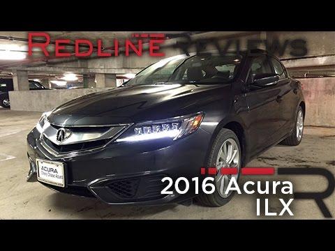 2016 Acura ILX – Redline: Review