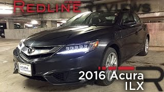 2016 Acura ILX – Redline: Review