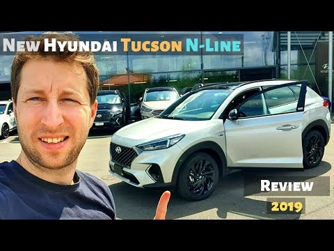 2019 Hyundai Tucson N-Line New Review Interior Exterior