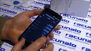 UMi Rome 4G LTE Dual SIM - video test (10.02.2016)
