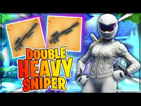 DOUBLE HEAVY SNIPER!