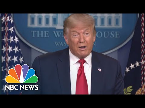 Is Working From Home Here To Stay? | NBC News NOW