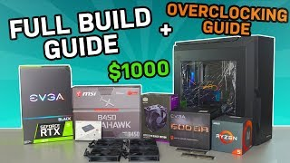 How To Build A Gaming PC + Overclocking Guide (2019)