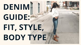 How To Style Jeans for Different Fits & Bodies   The Ultimate Denim Guide