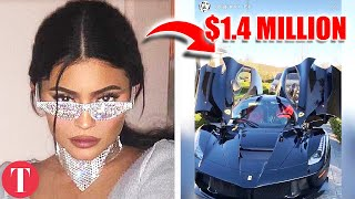 25 Things Kylie Jenner Spends Her Billions On