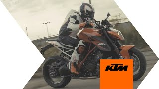 "KTM:  ""The Beast Conquers Detroit"""