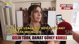 Gelin Türk, Damat Güney Koreli