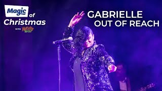 Gabrielle – Out Of Reach | Live At The Magic Of Christmas 2018