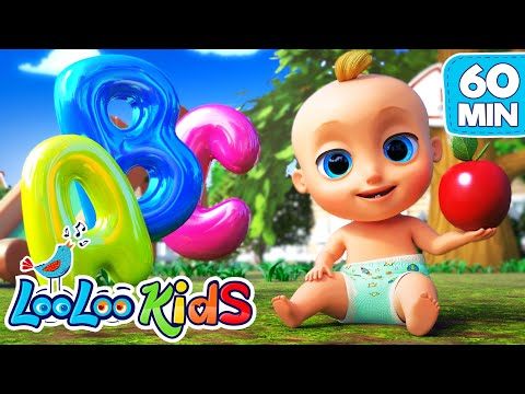 Phonics Song - THE BEST Songs and Lullabies for Children | LooLoo Kids