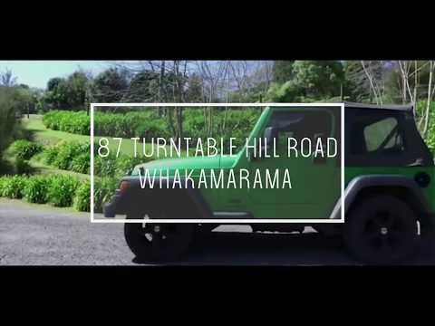 87 Turntable Hill Road, Whakamarama
