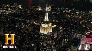 The UnXplained: SECRET HISTORY of the Empire State Building (Season 2) | History