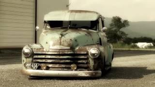 JEREMYS 1948 CHEVY 3100 PICKUP TRUCK RATROD /PiTV