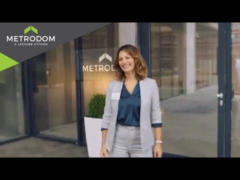 Metrodom - Termékvideó