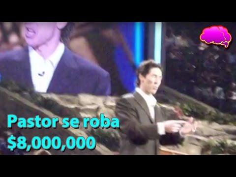 Curiosidades del Mundo: Pastor se roba $8,000,000!