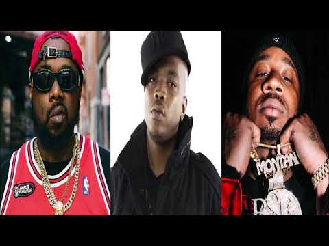 Styles P Ft. Conway The Machine & Benny The Butcher - Blam, Blam, Blam (2019 New) #Presence