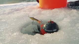 Deeper эхолот для зимней рыбалки