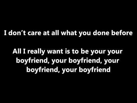 Boyfriend by Big Time Rush with Lyrics