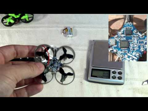 Eachine E012 unboxing, analysis and demo flight