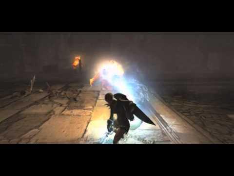 Dragon's Dogma Dark Arisen  - Mystic Knight gameplay video