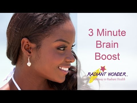 3 Minute Brain Boost