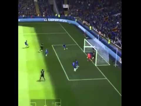 Đá Fifa mà nhọ thế này thì đập máy luôn