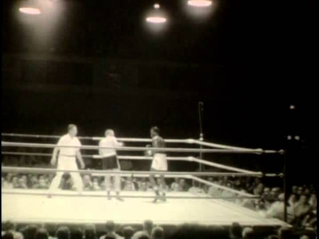 Joe Brown vs. Harlow Irwin