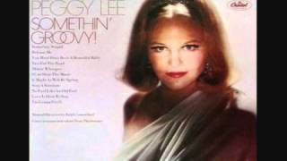 Two For The Road - Peggy Lee