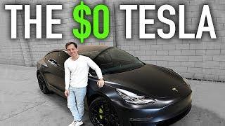 How I got a Tesla for Free