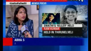 Swathi Muder Case Swathis Kin Demands Death For Her Murderer