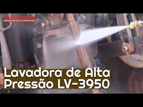 Lavadora de Alta Pressão com Motor Honda 3.950 PSI FORTEMAC