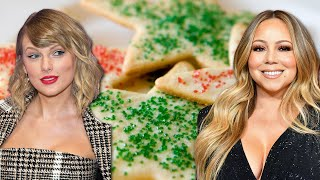 Which Celebrity Makes The Best Holiday Cookie? thumbnail