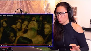 Vocal Coach Reacts  HARRY STYLES   Lights Up
