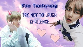 BTS V Kim Taehyung Try Not To Laugh Challenge