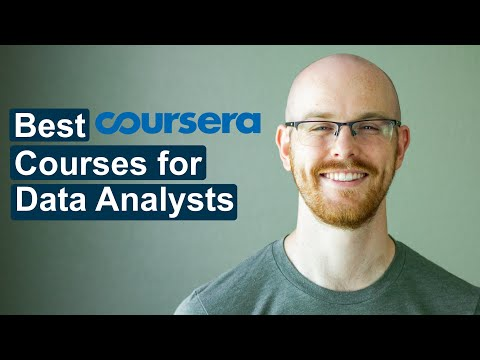 Top 10 Coursera Courses for Data Analysts - YouTube