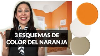 ¿Decorar con el Color Naranja la Casa?