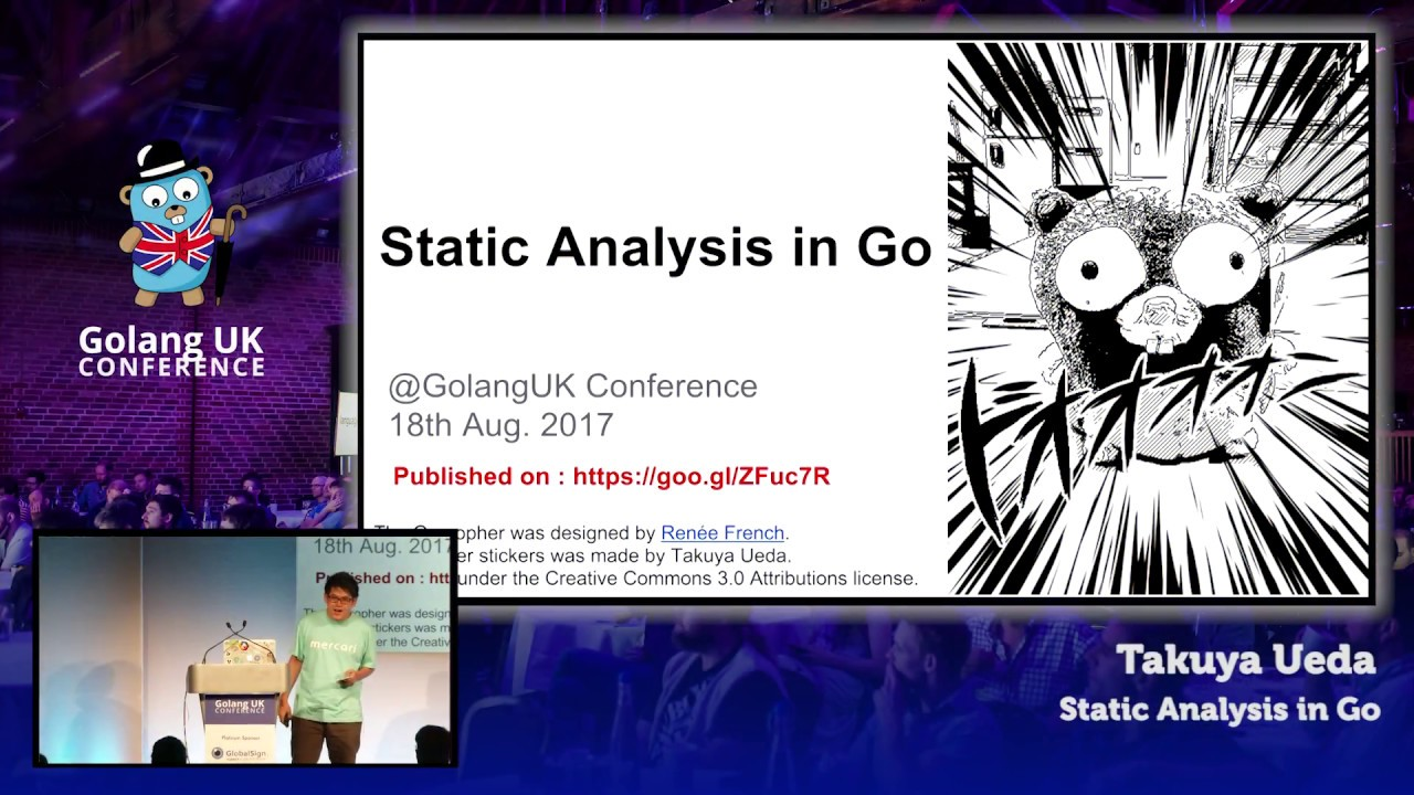 Static Analysis in Go