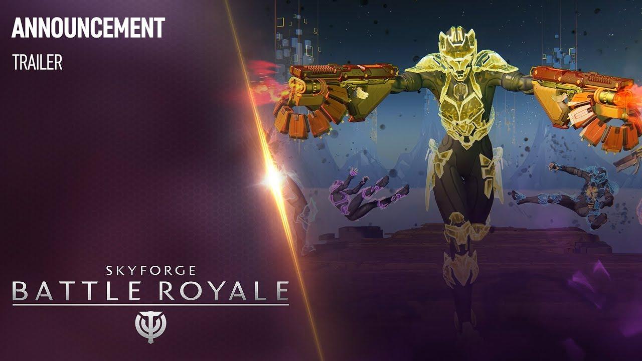 Annunciato l'arrivo di una modalita' Battle Royale