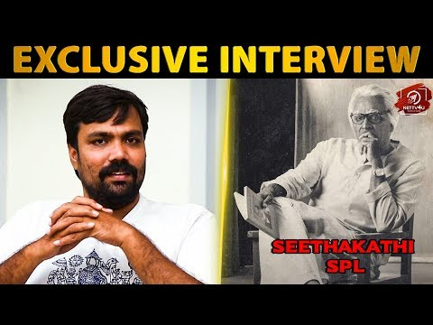 Exclusive Interview With Balaji Tharaneetharan