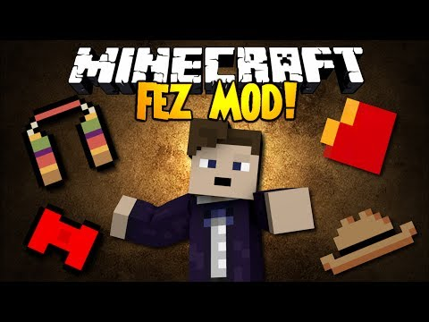 1 11 2 Forge Smp Fez Mod Adds New Doctor Who Items To
