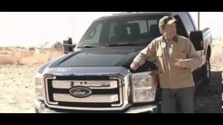 2011 Super Duty - Quiet Diesel